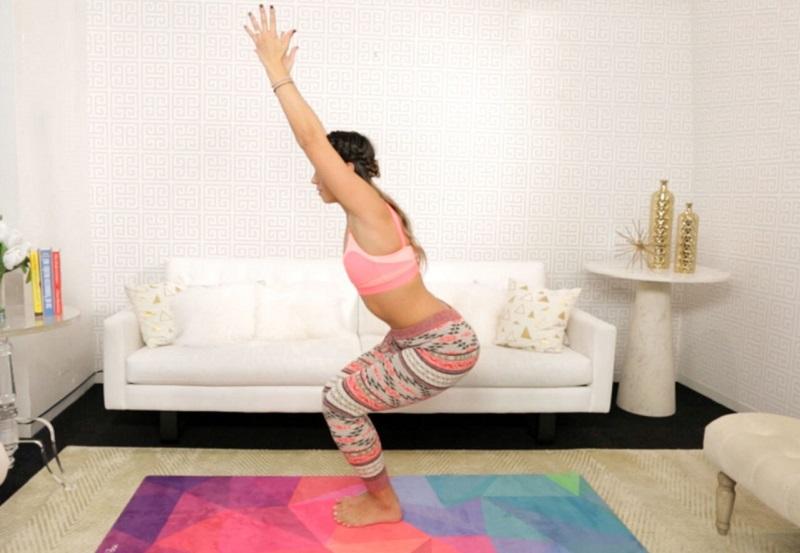 позы йоги фото