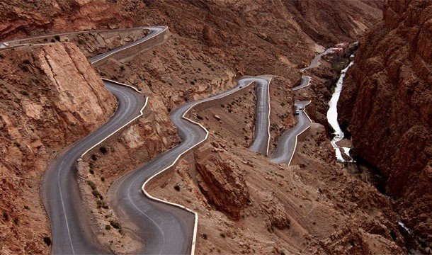 Самые живописные каньоны на планете, внушающие благоговейный страх