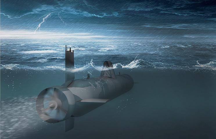 Боевые подлодки на учениях ВМФ РФ заменит робот-имитатор