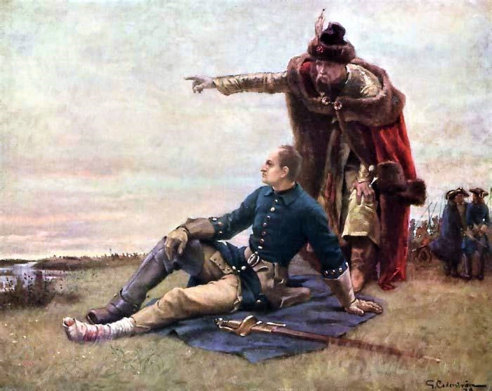 Предатель свободы и веры. Как Мазепа продал Украину польскому королю
