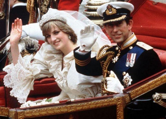Свадьба Чарльза и Дианы. / Фото: anegrinews.ru