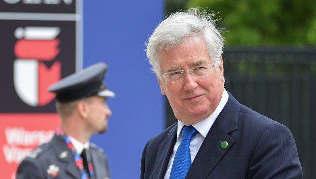 Министр обороны Британии заявил, что нельзя относиться к РФ как к равной