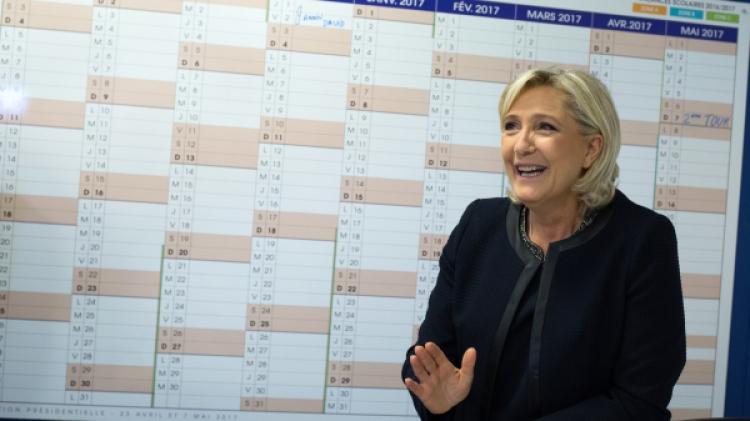 Ле Пен пообещала устроить Frexit, когда станет президентом Франции