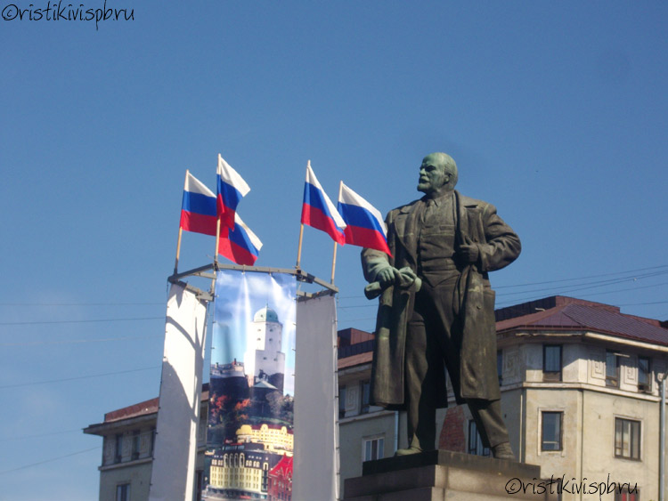 Чудо в Выборге: Замироточил Ленин!