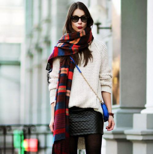 8 способов перенести летний гардероб в осенний