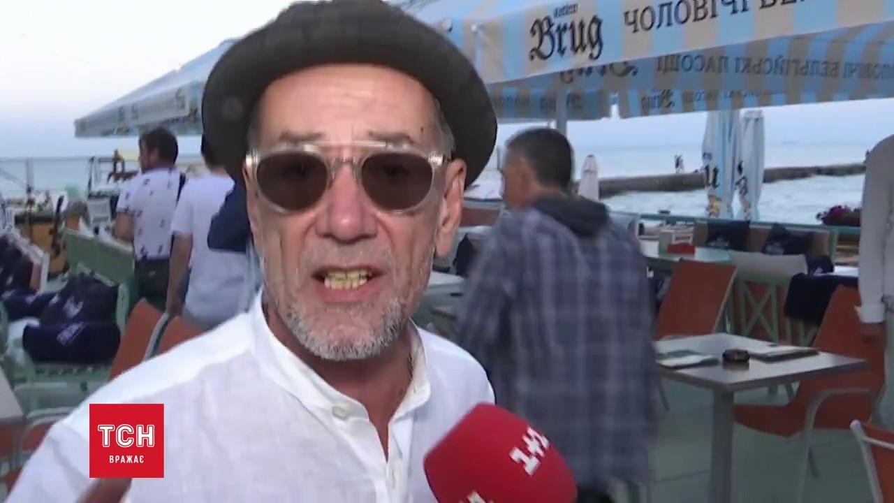 Актёр Горбунов, переехавший …