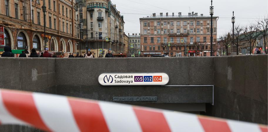 Число жертв теракта в метро Петербурга выросло до 14