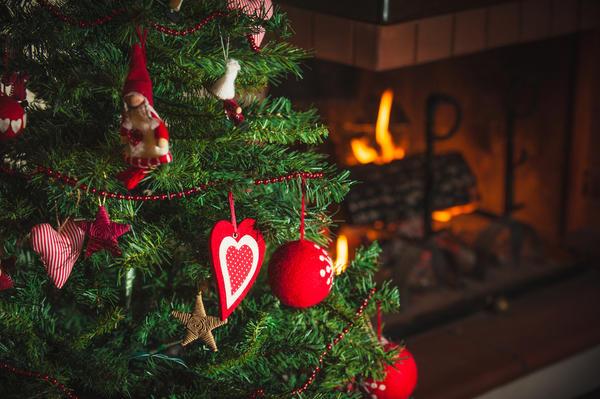 12 способов сделать игрушки для Рождественской елки своими руками