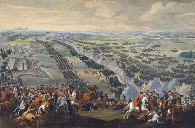 Полтавская победа
