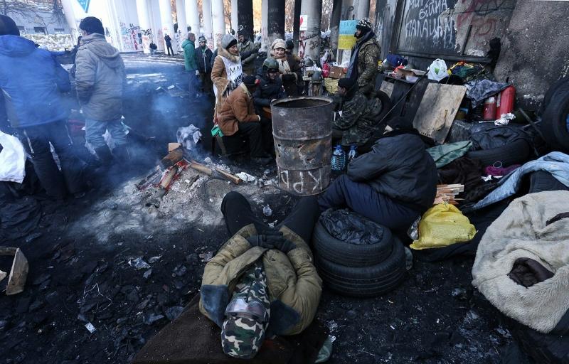 Ранена «майданом» и добита его порождениями: той мирной, хлебосольной, щедрой и певучей Украины больше не будет никогда - Лукаш