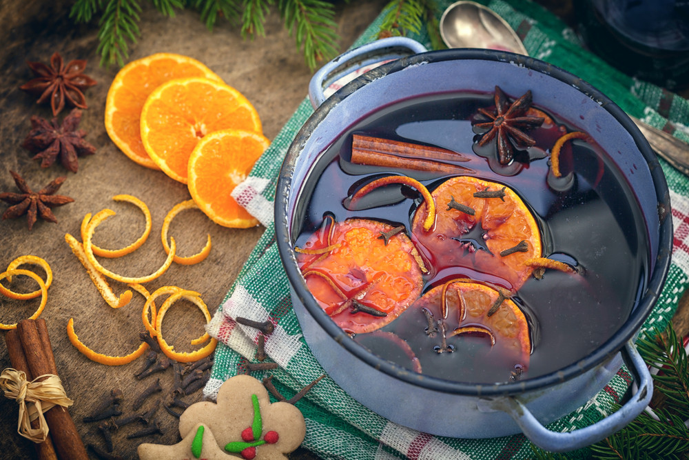 Сет «Неделька»: 7 вкусных и теплых зимних напитков