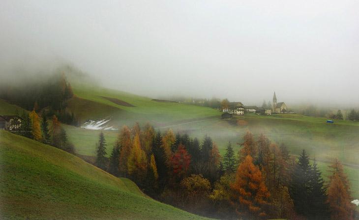 Доломитовые Альпы - самые прекрасные горы Европы