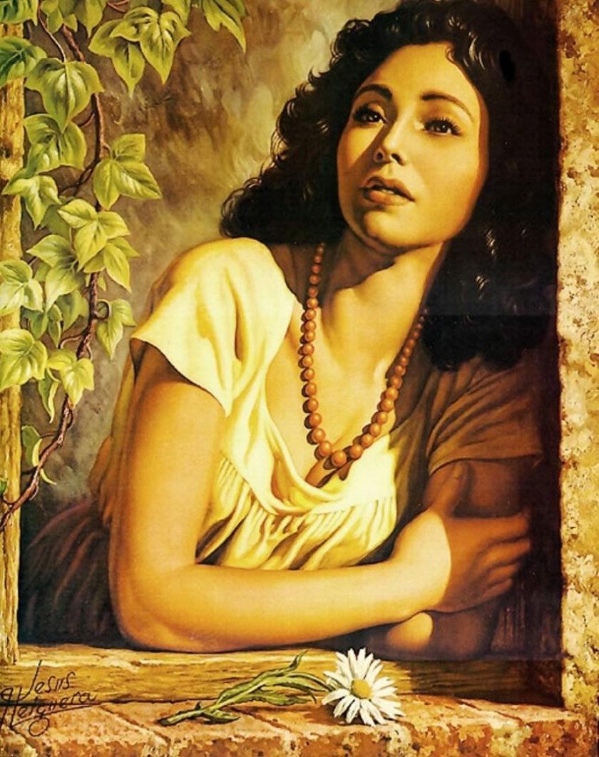 Галерея Картины Иисуса Helguera