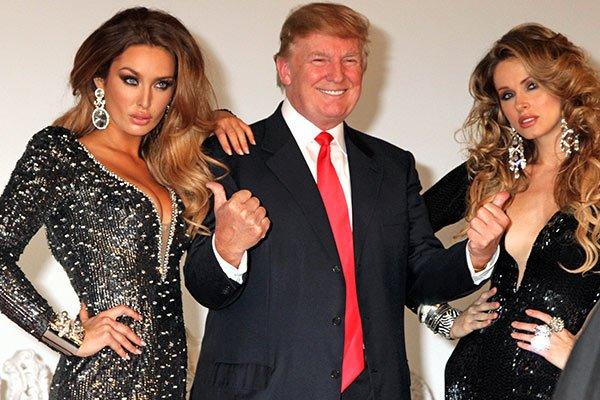 Почему СМИ США говорят про Трампа и российских проституток?