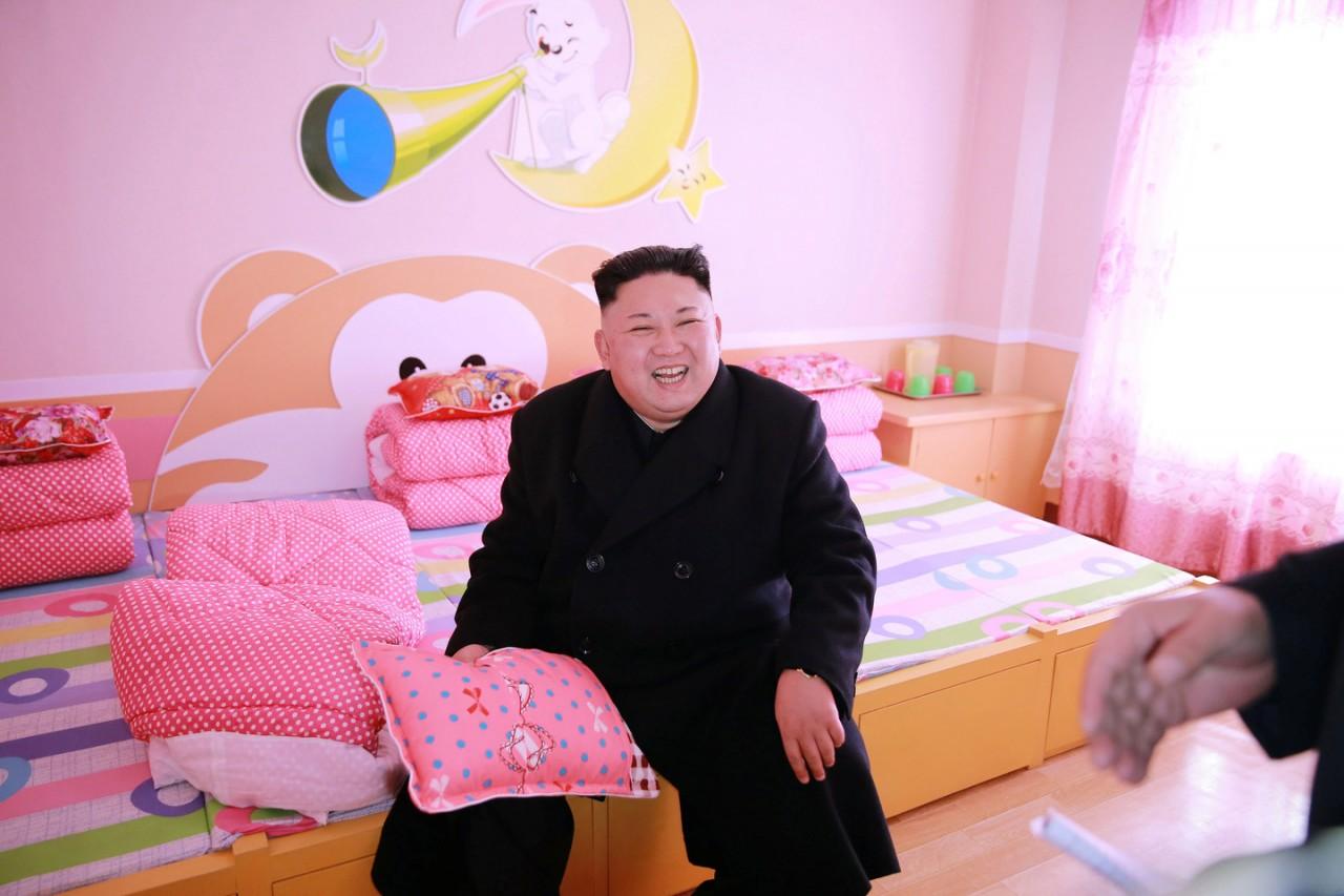 Трамп допустил, что лидер КНДР Ким Чен Ын может быть сумасшедшим