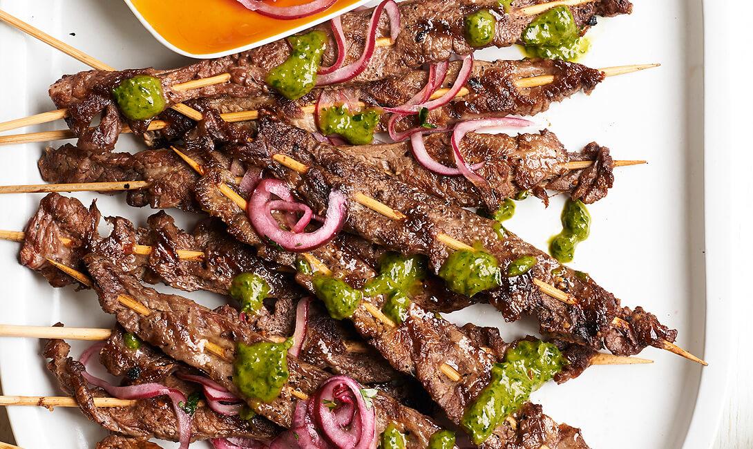Как вкусно  пожарить мясо: 3 рецепта барбекю