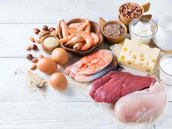 Диета после 50 --- достаточно ли белка вы получаете с пищей?