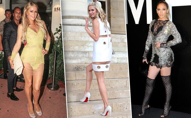 Мини-провал: 11 худших выходов звезд вкоротких платьях