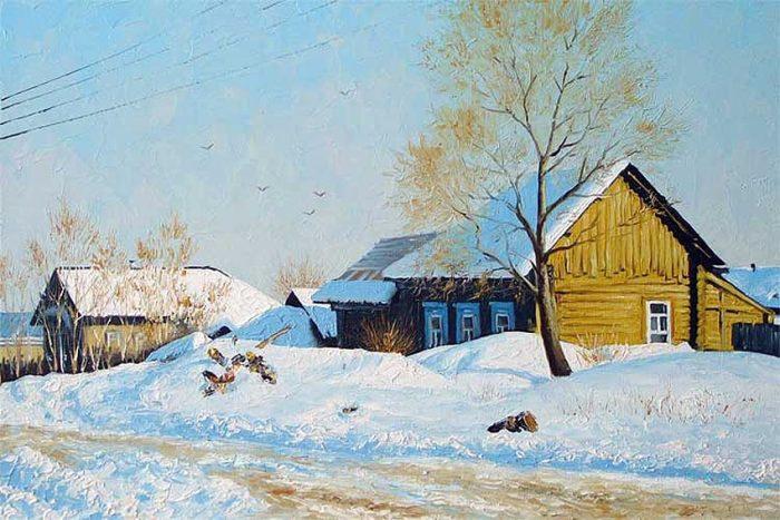 художник Александр Воля картины - 03