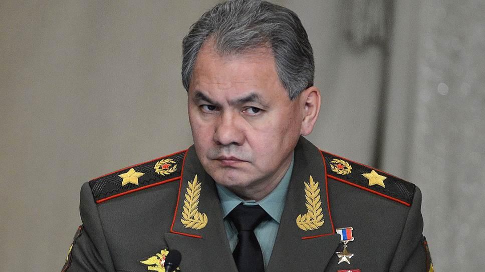 Шойгу намерен участвовать в экспедициях в Крым и Арктику