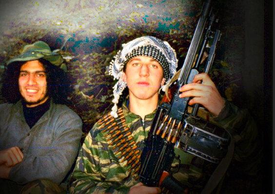 """""""Ангел"""" на стороне чеченских боевиков или как русский солдат стал кровавым палачом"""