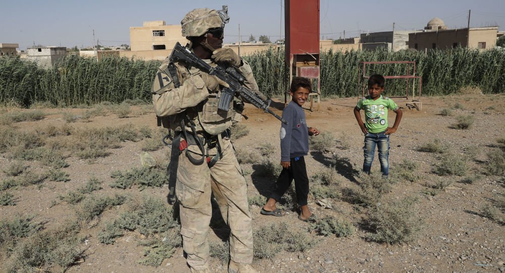 США сократили свою зону влияния в районе Ат-Танфа
