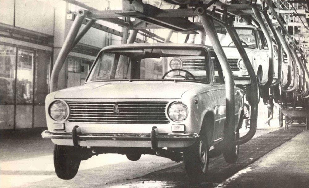 Как первый советский хакер остановил АвтоВАЗ натри дня
