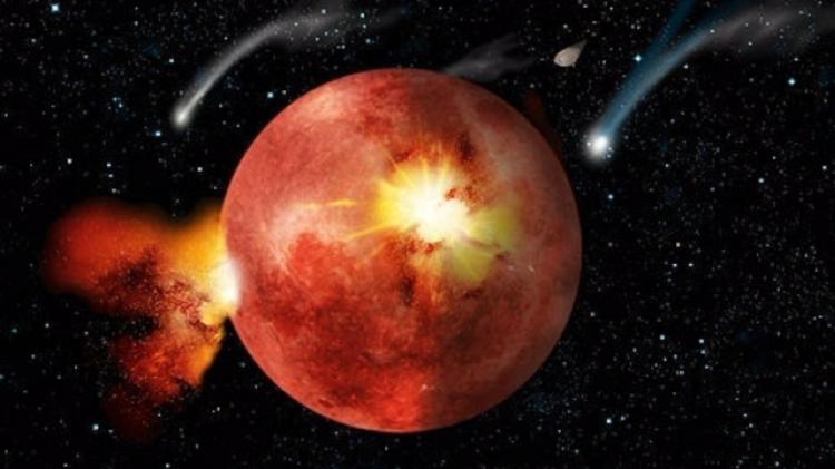 Ученые бьют тревогу: Земле угрожает желтый карлик с поясом астероидов