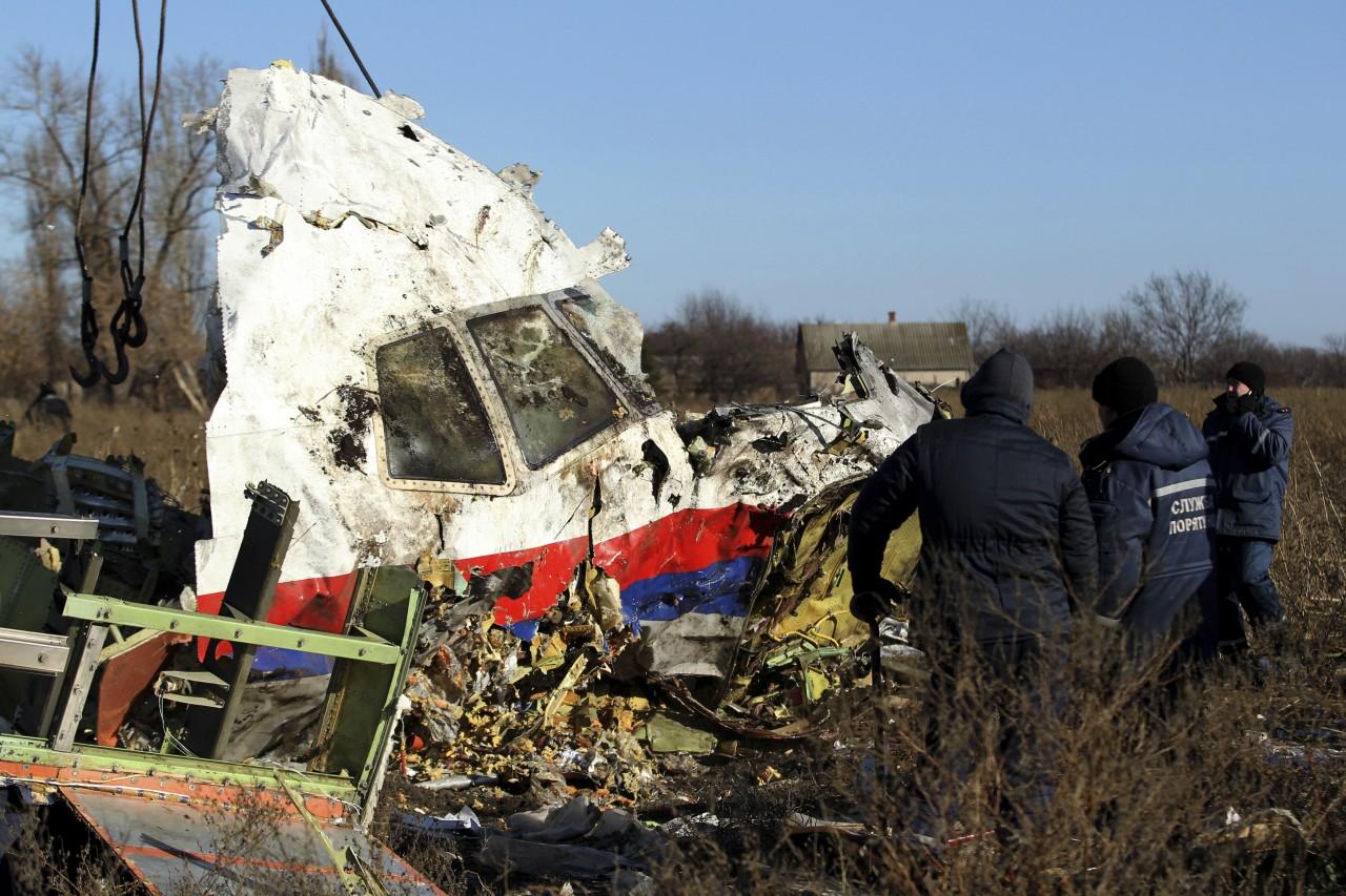 Катастрофа МН17: украинцы в Австралии призвали виновников к ответу.
