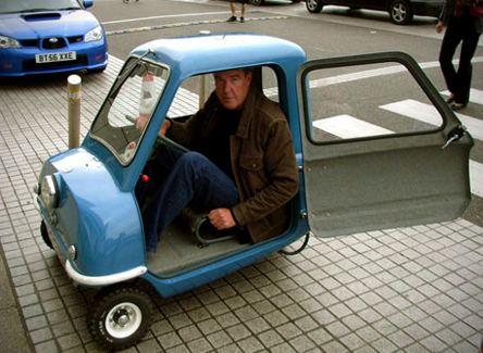 8 самых маленьких автомобилей мира