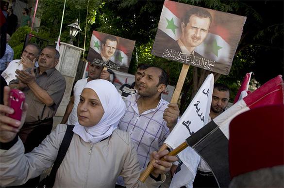 Госсекретарь США: судьбу Асада должен решить народ Сирии