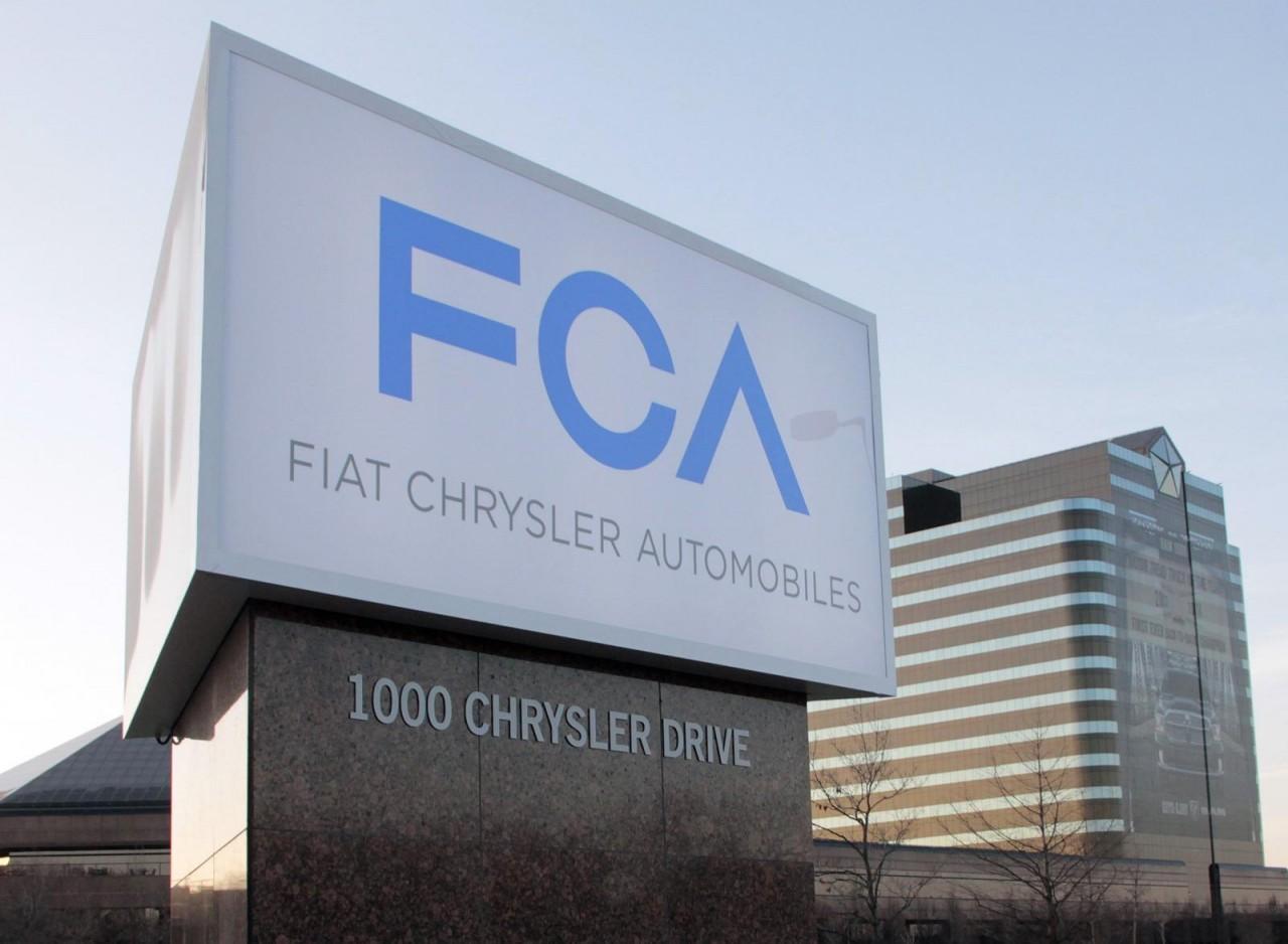 Концерн FCA приглянулся китайским компаниям