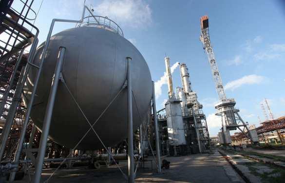 НаУкраине из-за дефицита газа встали заводы Фирташа