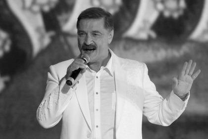 Умер певец ВИА «Верасы» Александр Тиханович
