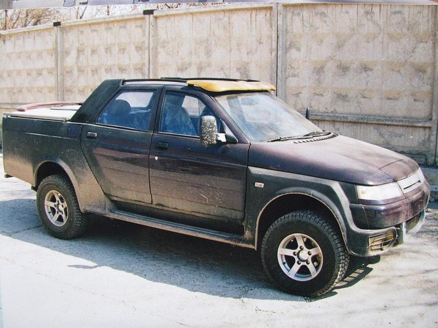 Лада Пилигрим - уникальная смесь моделей АвтоВАЗа