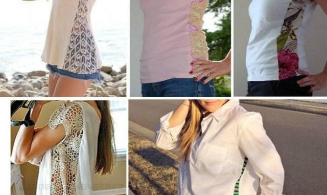 Как расширить одежду: варианты и идеи для реализации…