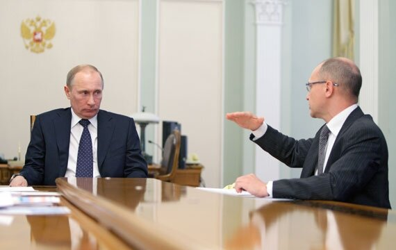 Путин очень разочарован Кириенко