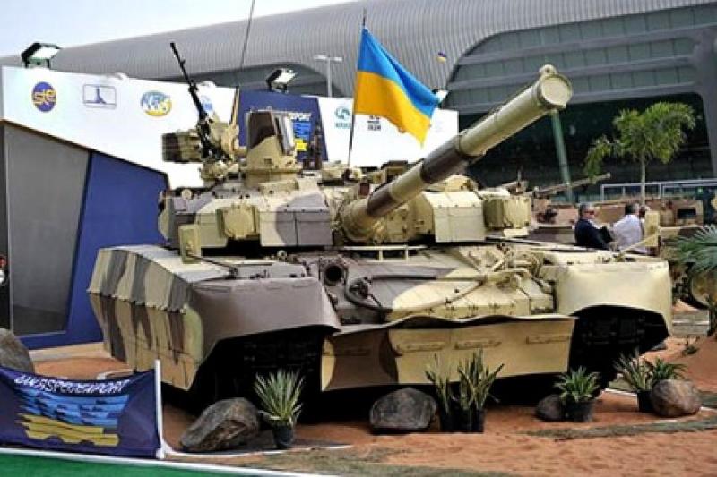 C 23 февраля украинских оружейников! Ведь их главный торговый партнер - Россия