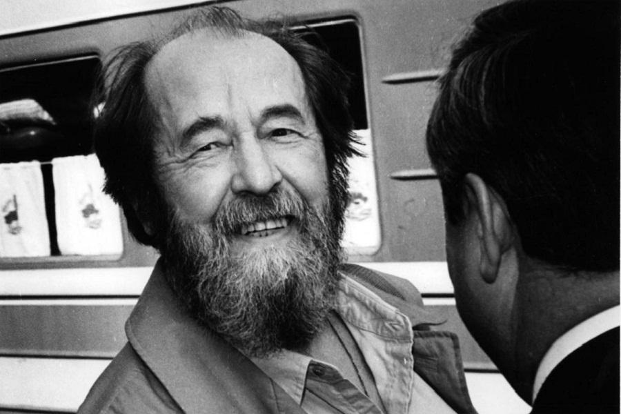 Высказывания великих о предателе Солженицыне