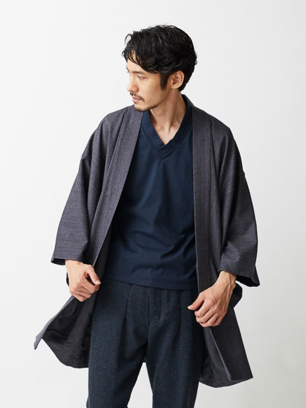 Samurai Coats From Japan Bring Back Traditional Clothing With Sophisticated Twist