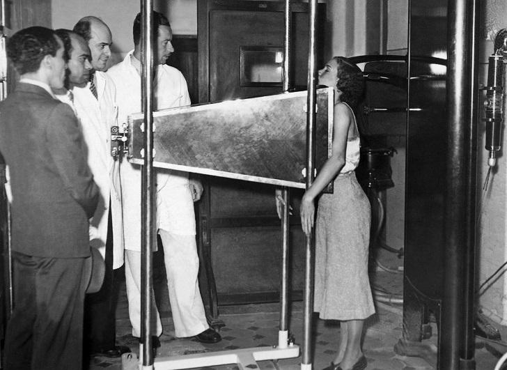 Видно историю насквозь: первые пациенты на рентгене