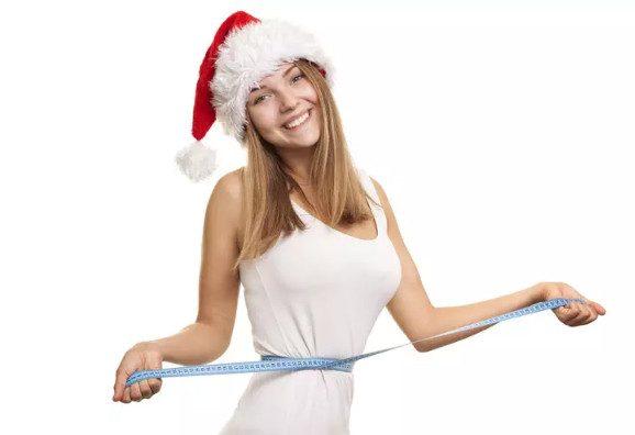 Как похудеть перед Новым годом?