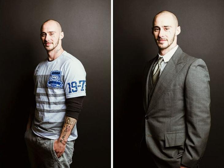«По одежке встречают»: как кардинально костюм меняет впечатление о человеке
