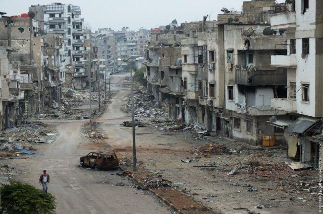 Президент РФ предложил разработать комплексную программу возрождения Сирии