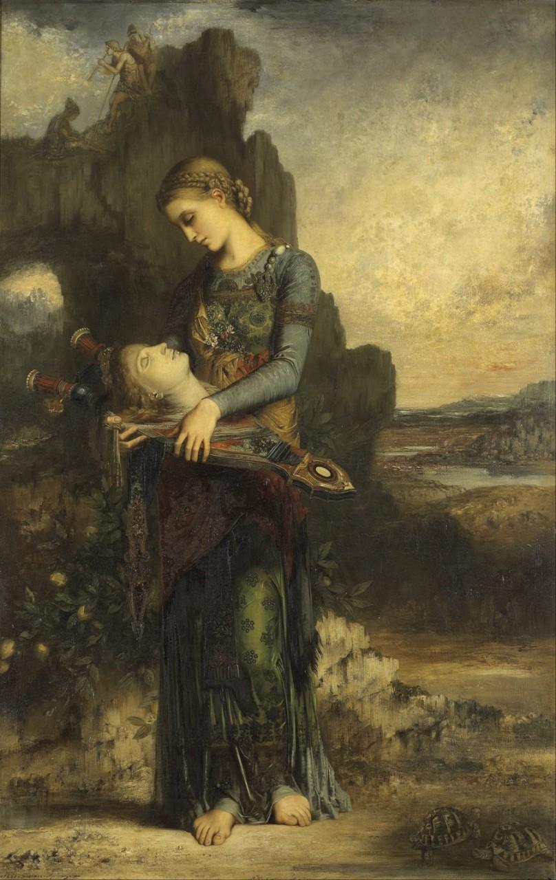 Живопись_Гюстав-Моро_Орфей-1865.jpg