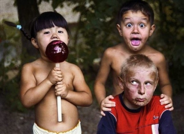 Детишки (115 фото)