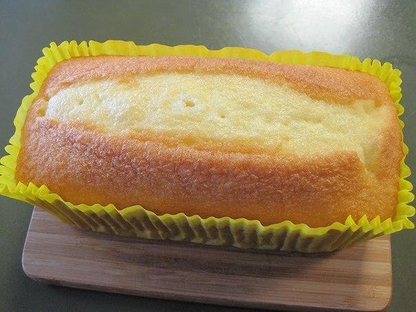 Сметанный пирог.