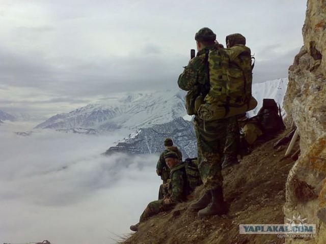 Кавказские пленники 22-ой бригады спецназа