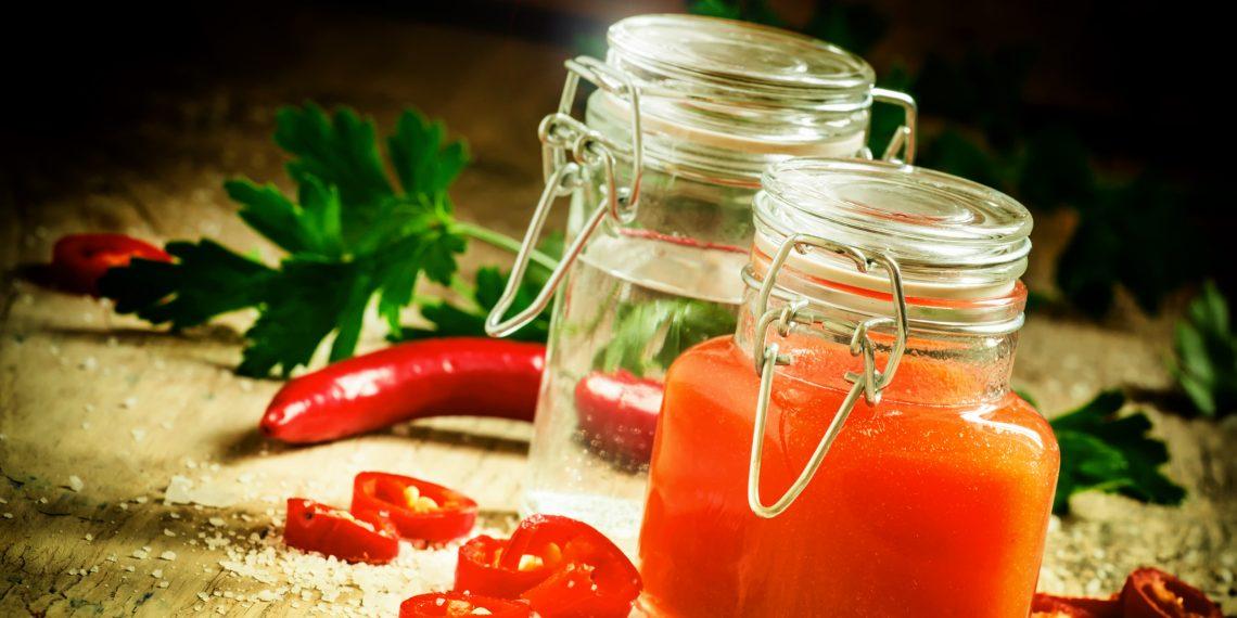 Острые соусы: классический соус чили