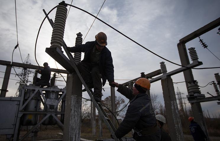 Россия обеспечит ЛНР электроэнергией после прекращения поставок с Украины